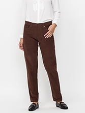 PANTALON VELOURS MOLLON