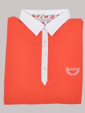Polo Salomon corail